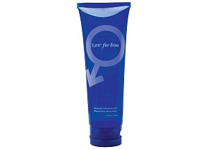 Мужской лубрикант с феромонами Lure for Him Personal Lubricant - 118 мл.